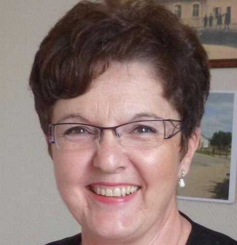 Bernadette GOIN<br> Maire De Berry-Bouy